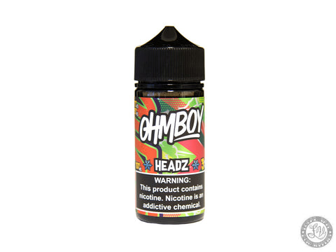 Ohmboy Eliquid - HEADZ ICE - 100ml