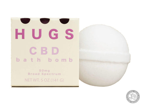 Hugs Wellness CBD - Bath Bombs