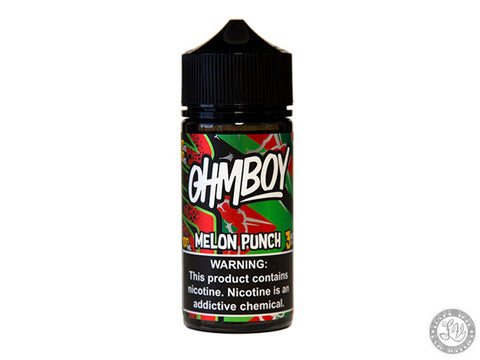 OHMBOY Eliquid - Melon Punch - 100ml