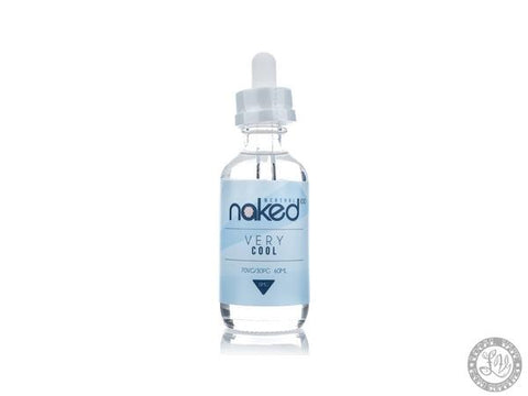 Naked 100 Menthol By Schwartz - Very Cool - 60ml