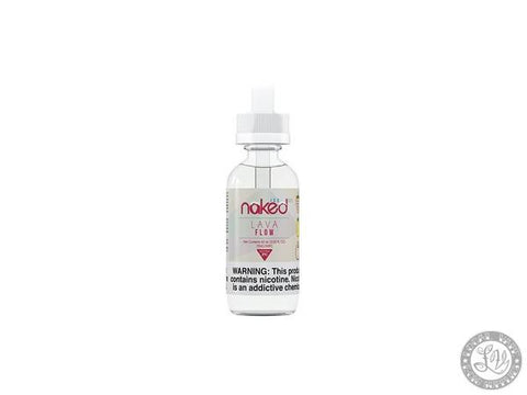 Naked 100 Menthol By Schwartz - Lava Flow On Ice - 60ml