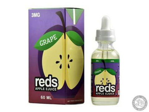 Reds Apple Ejuice - Reds Grape - 60ml