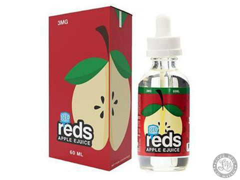 Reds Apple Ejuice - Reds Apple ICED - 60ml