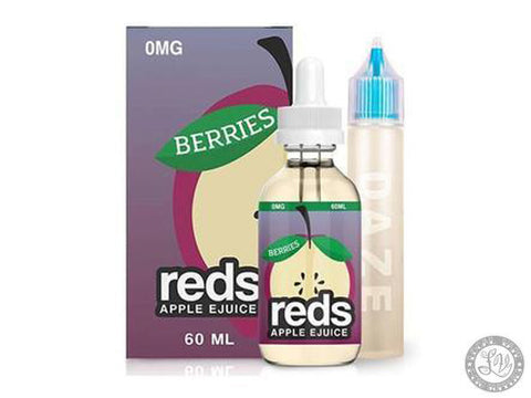 Reds Apple Ejuice - Reds Berries - 60ml