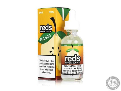 Reds Apple Ejuice - Reds Mango - 60ml