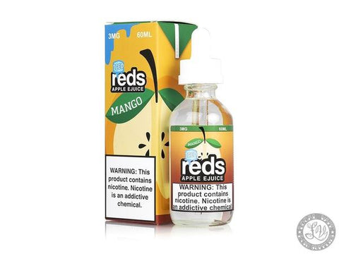 Reds Apple Ejuice - Reds Mango ICED - 60ml