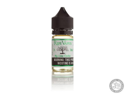Ripe Vapes Handcrafted Saltz - Key Lime Cookie - 30ml