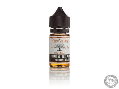 Ripe Vapes Handcrafted Saltz - San Juan - 30ml