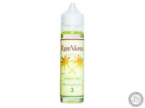 Ripe Vapes Handcrafted Joose - Summer Vibes - 60ml