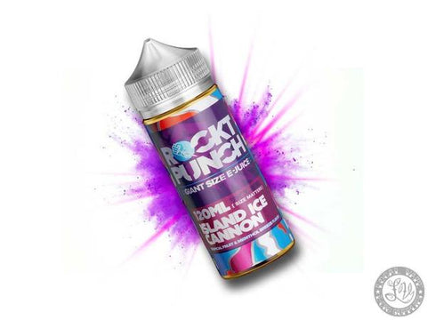 Rockt Punch - Island Ice Cannon - 120ml