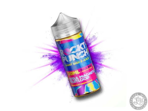 Rockt Punch - Ultra Magnetic Fruitloop - 120ml