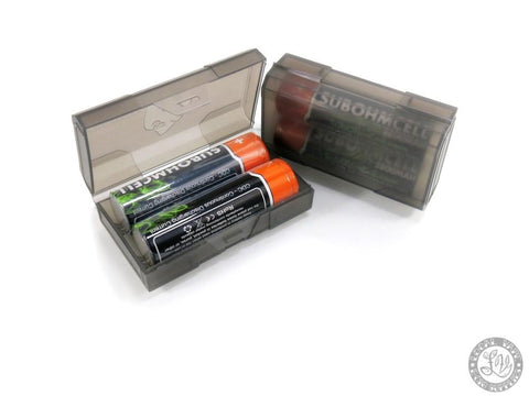 Subohmcell 18650 35amp 2800 mAh 4 - Pack