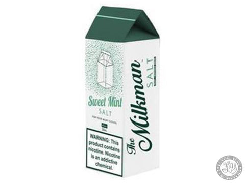 The MilkMan Salt - Sweet Mint - 30ml