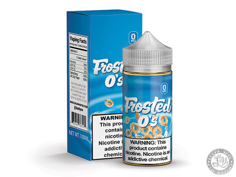 Tasty O's - Frosted O's - 100ml