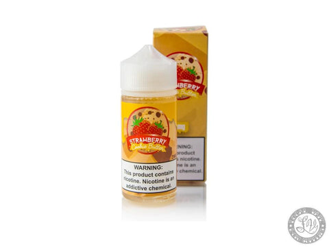 Strawberry Cookie Butter - Vaper Treats - 100ml