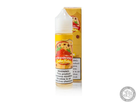 Strawberry Cookie Butter - Vaper Treats - 60ml