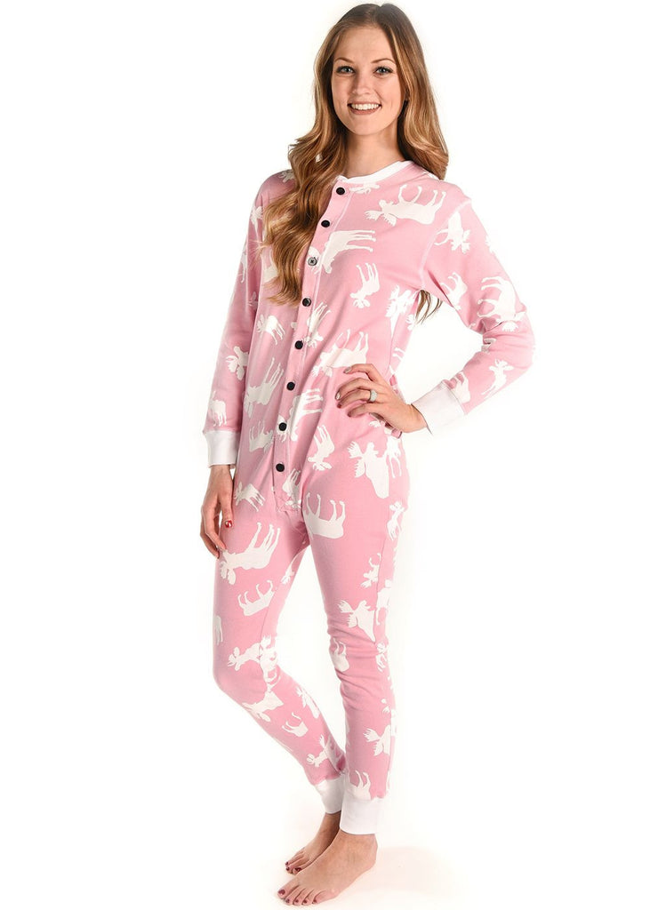 829b5f8b2c33 Pink Trapdoor Pajamas   Unicorn Clothes For GirlsGirls Unicorn ...