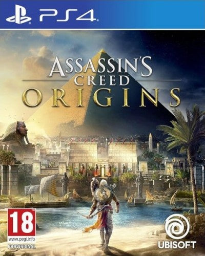 PlayStation 4 Assassin's Creed Origins