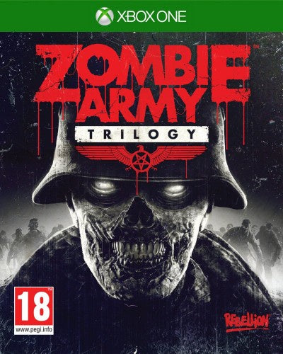 Xbox One Zombie Army Trilogy