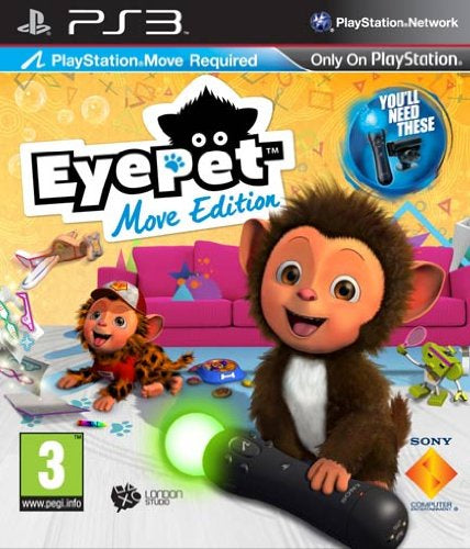 PlayStation 3 EyePet