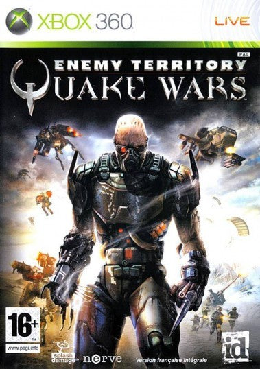 Xbox 360 Enemy Territory: Quake Wars