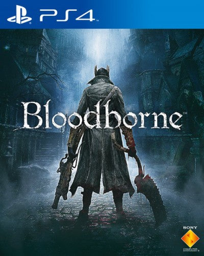 PlayStation 4 Bloodborne