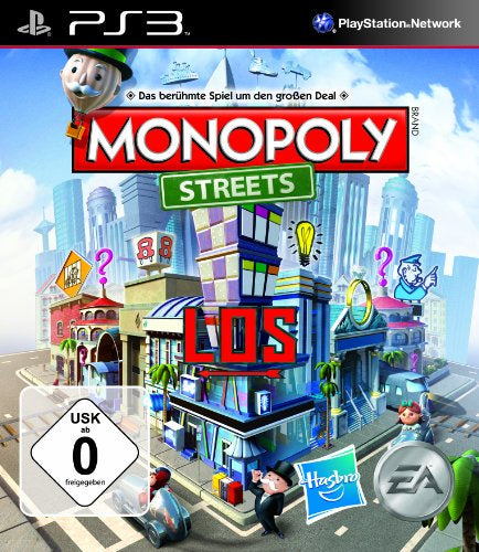 PlayStation 3 Monopoly Streets