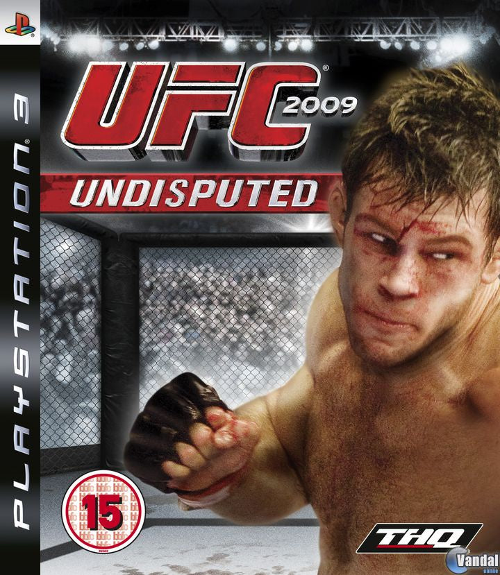 PlayStation 3 UFC Undisputed 2009