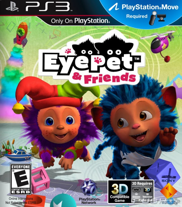 PlayStation 3 Eyepet & Friends