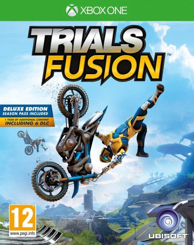 Xbox One Trials Fusion