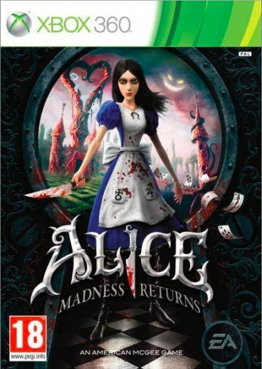 Xbox 360 Alice: Madness Returns