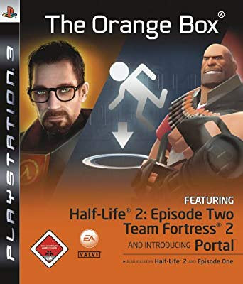 PlayStation 3 The Orange Box