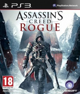 PlayStation 3 Assassin's Creed: Rogue