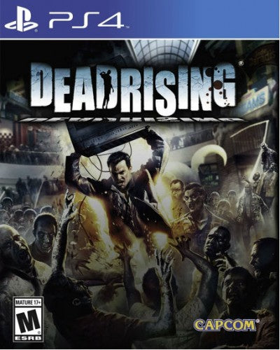 PlayStation 4 Dead Rising