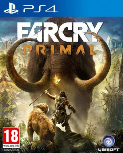 PlayStation 4 Far Cry Primal