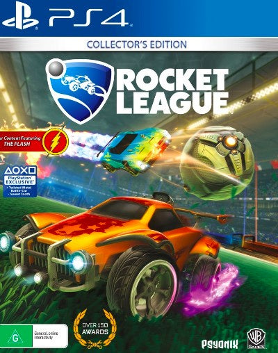 PlayStation 4 Rocket League Collector's Edition