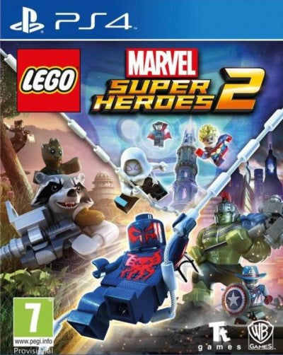 PlayStation 4 Lego Marvel Super Heroes 2