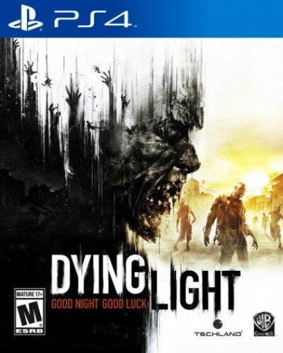 PlayStation 4 Dying Light