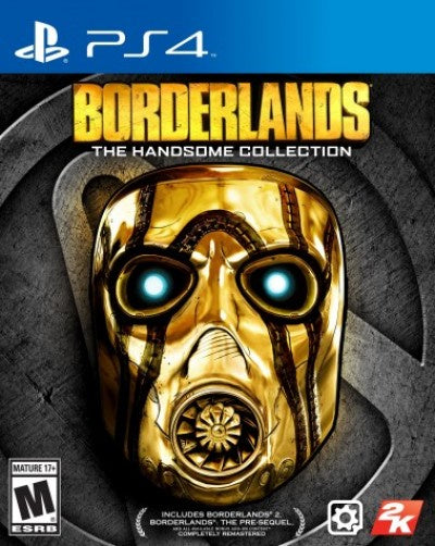 PlayStation 4 Borderlands The Handsome Collection