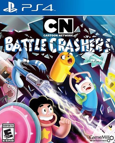 PlayStation 4 Battle Crashers