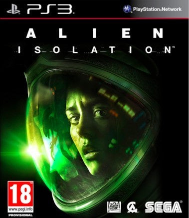 PlayStation 3 Alien Isolation