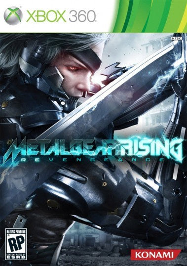 Xbox 360 Metal Gear Rising: Revengeance