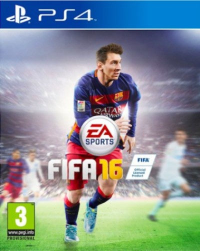 PlayStation 4 Fifa 16