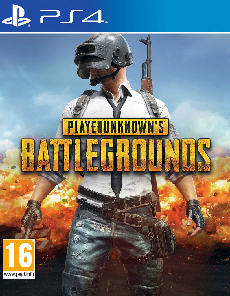 PlayStation 4 Playerunknown's Battlegrounds
