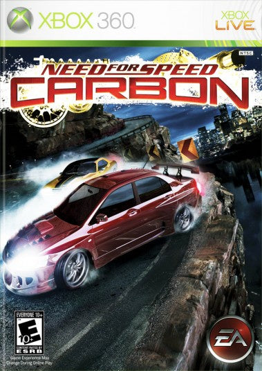 Xbox 360 Need for Speed: Carbon