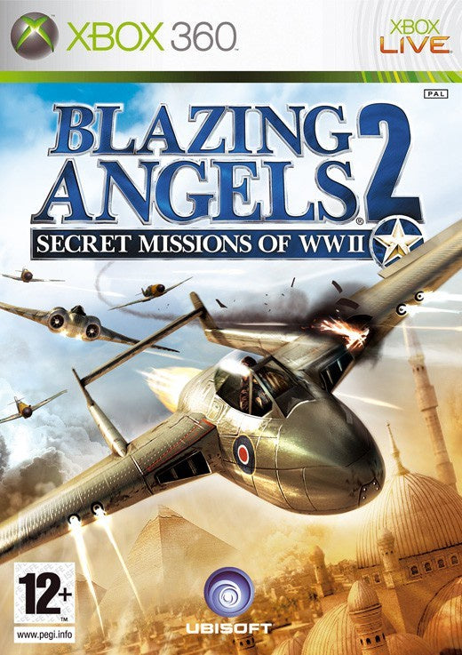 Xbox 360 Blazing Angels: Secret Missions of WWII