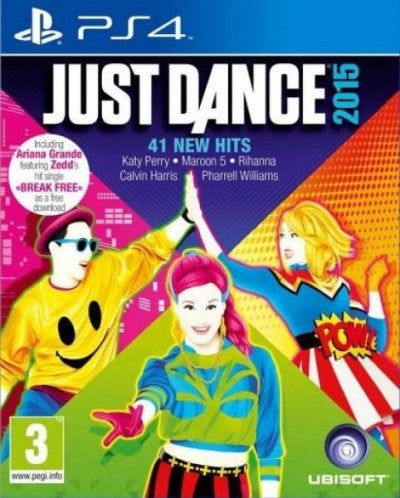PlayStation 4 Just Dance 2015