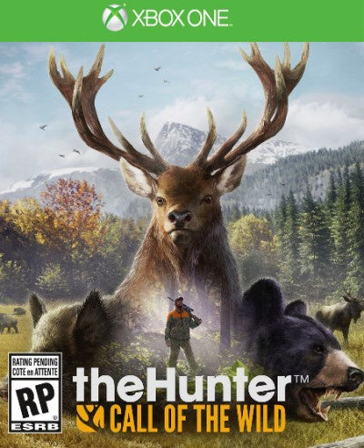 Xbox One The Hunter Call of the Wild