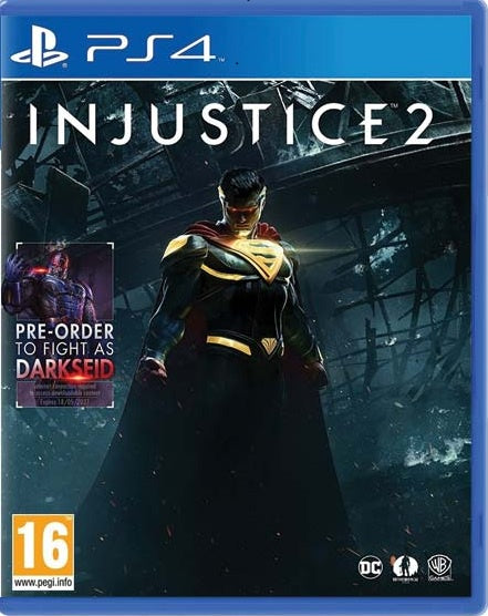 PlayStation 4 Injustice 2
