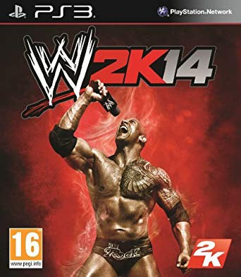 PlayStation 3 WWE 2K14